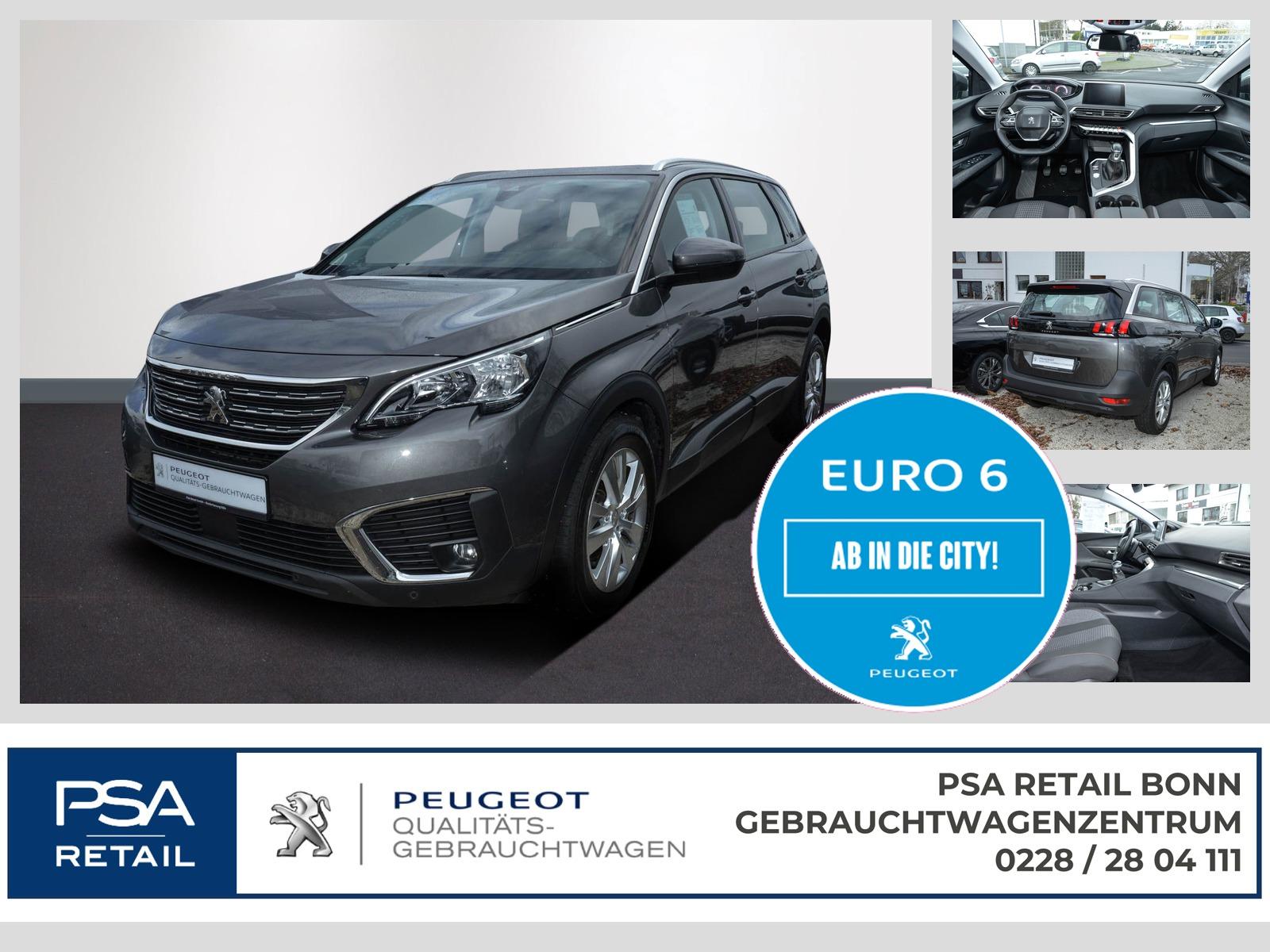 Peugeot 5008 BlueHDi 120 Active Navi Rückfahrkamera, Jahr 2017, Diesel