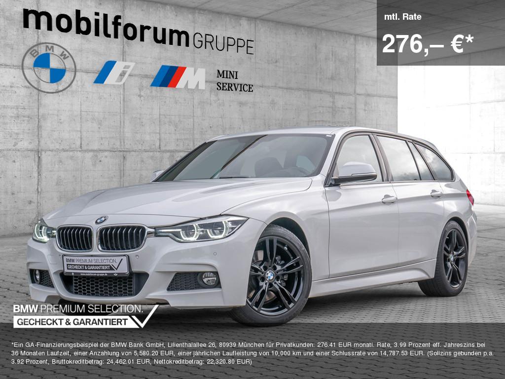 BMW 330i M-Sport, Jahr 2016, Benzin