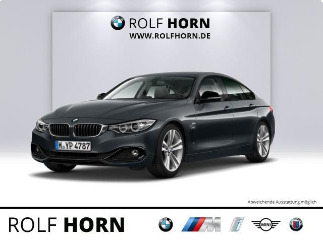 BMW 420 Gran Coupe D Sport Line Autom. PDC Ldr EURO 6, Jahr 2017, Diesel