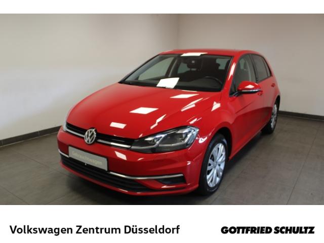 Volkswagen Golf Sound 1.4 TSI *Standhzg*LED*ACC*PDC*SHZ*, Jahr 2018, Benzin