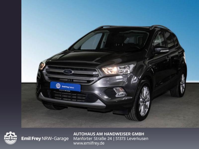 Ford Kuga 1.5 EcoBoost 2x4 Trend, Design-Paket 2, Easy-Driver 2, Sicht-Paket, Dachreling, 17'' LMF, Jahr 2017, Benzin