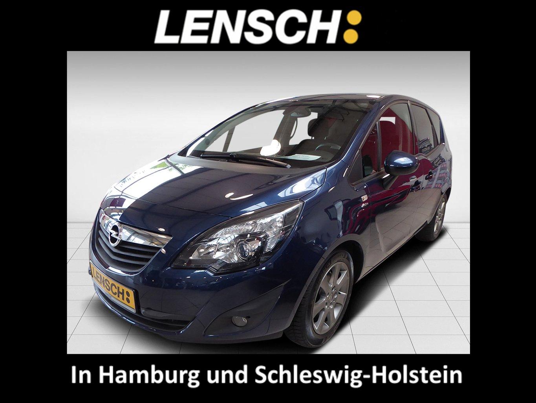 Opel Meriva B 1.7 CDTI Active*Sitzhz*AHK*PDC*, Jahr 2013, Diesel