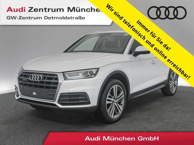 """Audi Q5 40 TDI qu. 20"""" Assistenz Navi Xenon R-Kamera PhoneBox S tronic, Jahr 2019, diesel"""