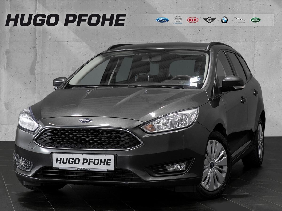 Ford Focus Business Edition 1.0 EcoBoost 92kW, Jahr 2018, Benzin