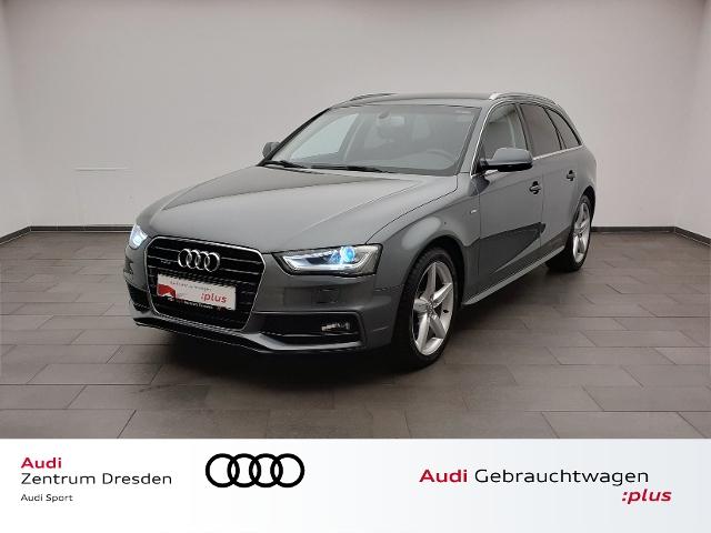 Audi A4 Avant 2.0 TDI quattro S-line /Standhz., Jahr 2015, Diesel