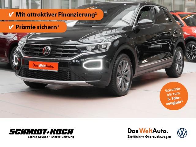 Volkswagen T-Roc 1.5 TSI ACT Sport DSG, LED, Navi, Jahr 2020, Benzin