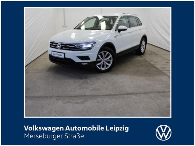 Volkswagen Tiguan 1.4 TSI Sound*ACC*LED*SHZ*, Jahr 2017, Benzin