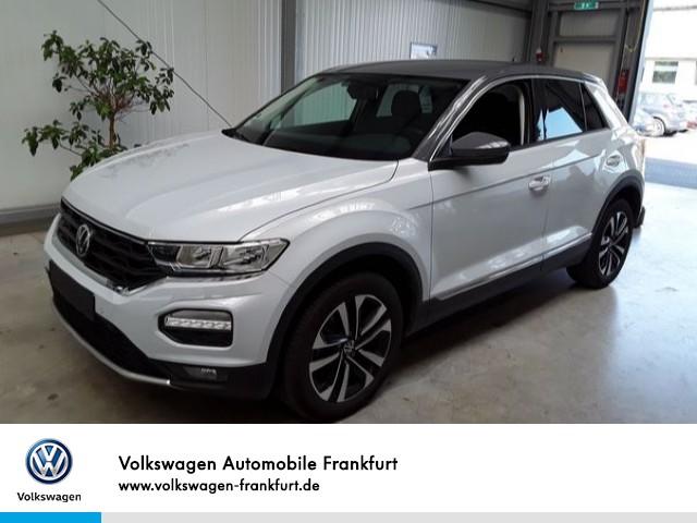 Volkswagen T-Roc 1.5 TSI STYLE UNITED AHK ACC RearView, Jahr 2020, Benzin
