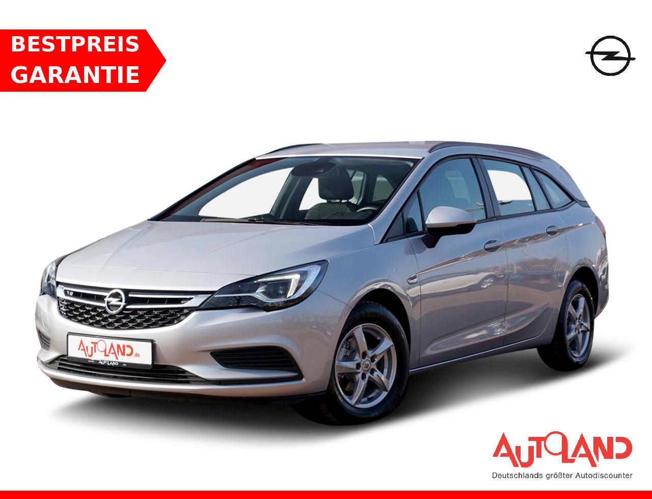 Opel Astra, Jahr 2016, Diesel