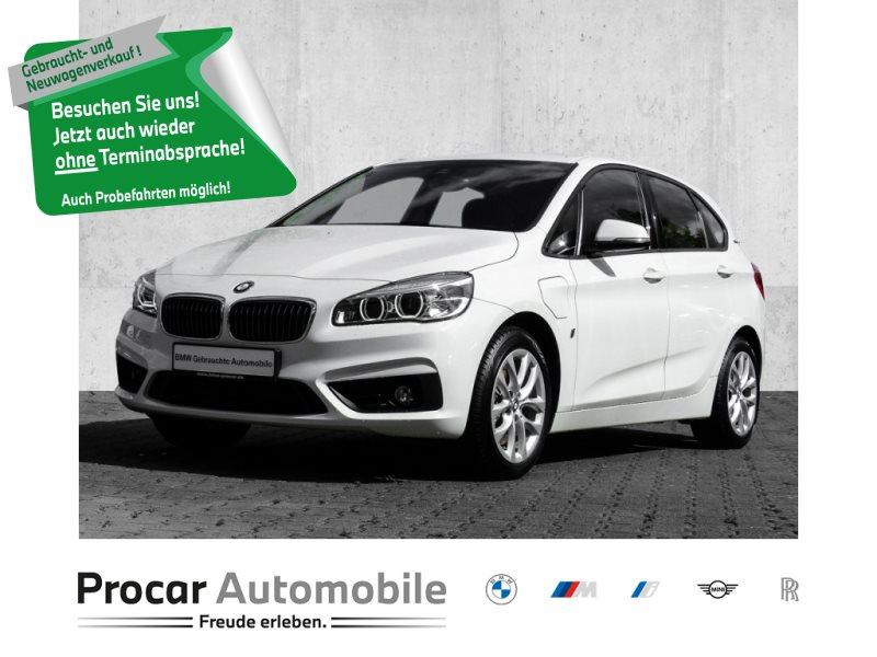 BMW 225xe NAVI+LED+AUTOMATIK+FIN ab 1%, Jahr 2017, Hybrid