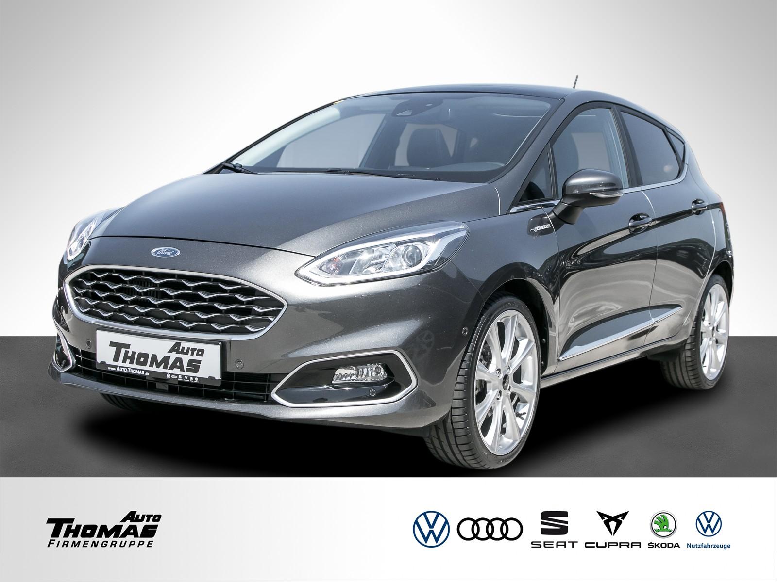 "Ford Fiesta ""Vignale"" 1.5 TDCi PDC+PANO, Jahr 2017, diesel"