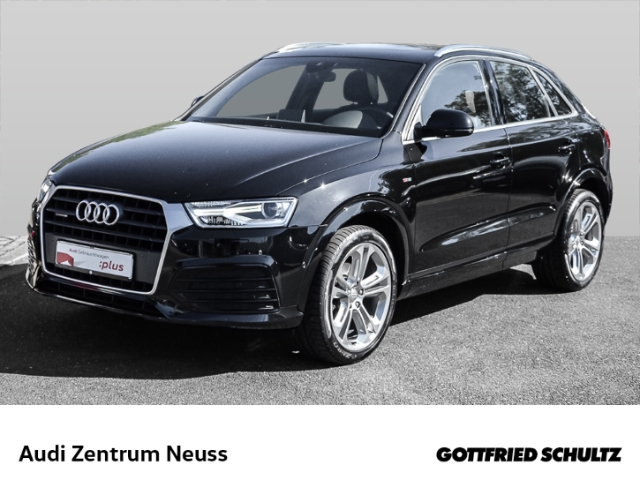 Audi Q3 2.0 S-tronic BOSE NAVIGATION Sport Quattro, Jahr 2018, Diesel