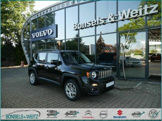Jeep RENEGADE 1.6 DAWN OF JUSTICE Navi Sitzheizung, Jahr 2018, Benzin