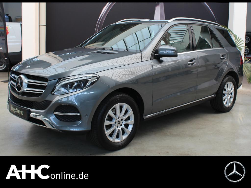 Mercedes-Benz GLE 250 d 4M Comand+Distronic+Kamera+LED-ILS, Jahr 2018, Diesel