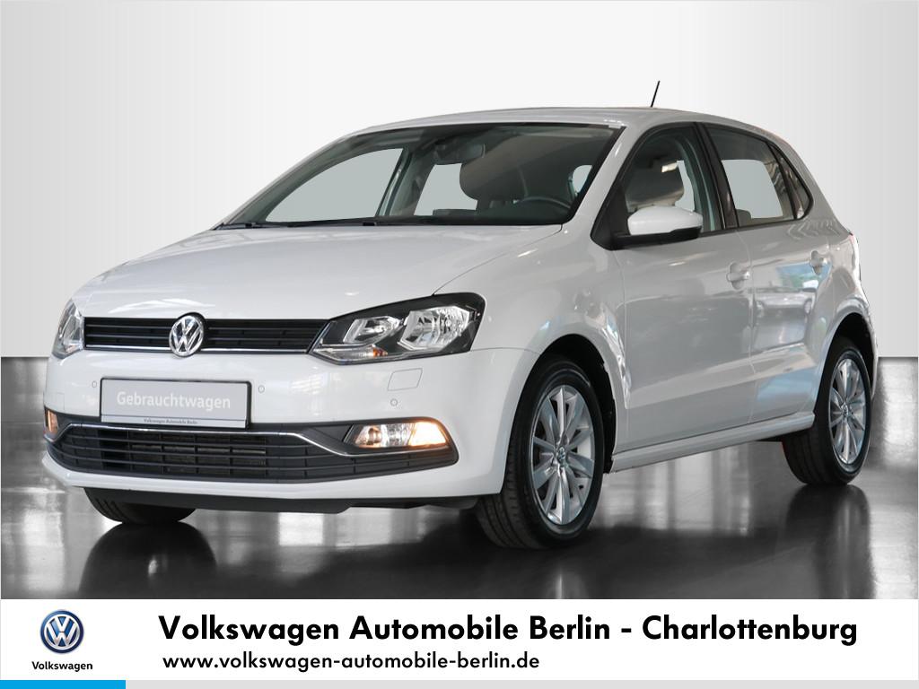 Volkswagen Polo 1.4 TDI Comfortline BMT, Jahr 2017, Diesel