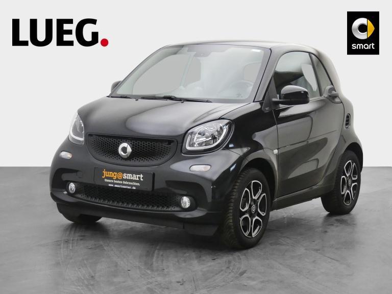 smart fortwo coupé 52kW (71 PS) prime Pano., Jahr 2017, Benzin