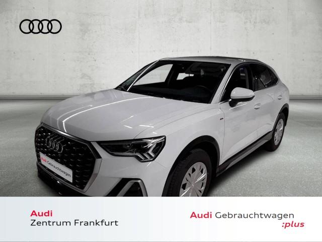 Audi Q3 Sportback 35 TFSI S line LED Navi VC PDC Sitzheizung Bluetooth, Jahr 2020, Benzin