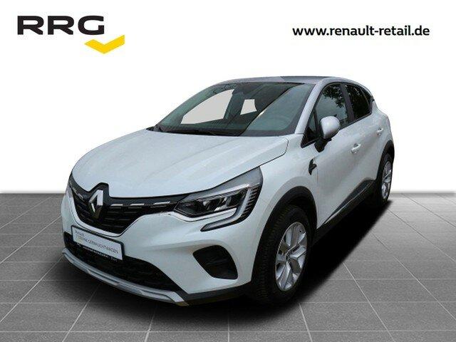 Renault Captur II Experience TCe 130 Klima, Navi, LED, Jahr 2020, Benzin