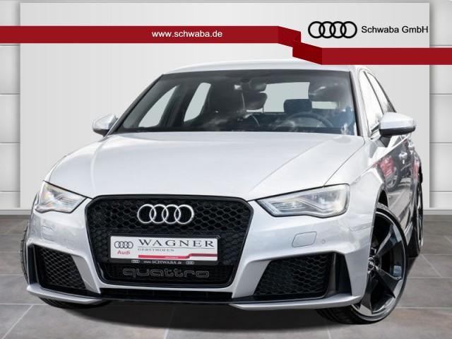 Audi RS 3 Sportback *280km/h*Sport-AbGas*LED*NAVI*B&O, Jahr 2016, Benzin