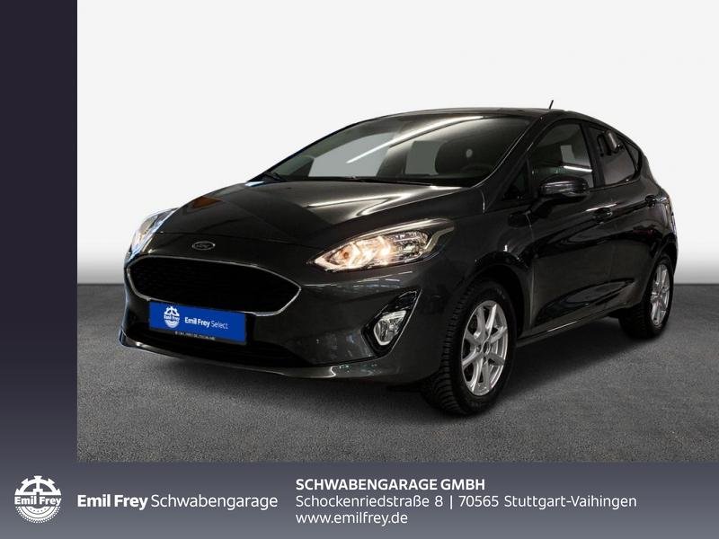 Ford Fiesta 1.1 COOL&CONNECT Navi 15''LM Sitzhz Komfort, Jahr 2019, Benzin