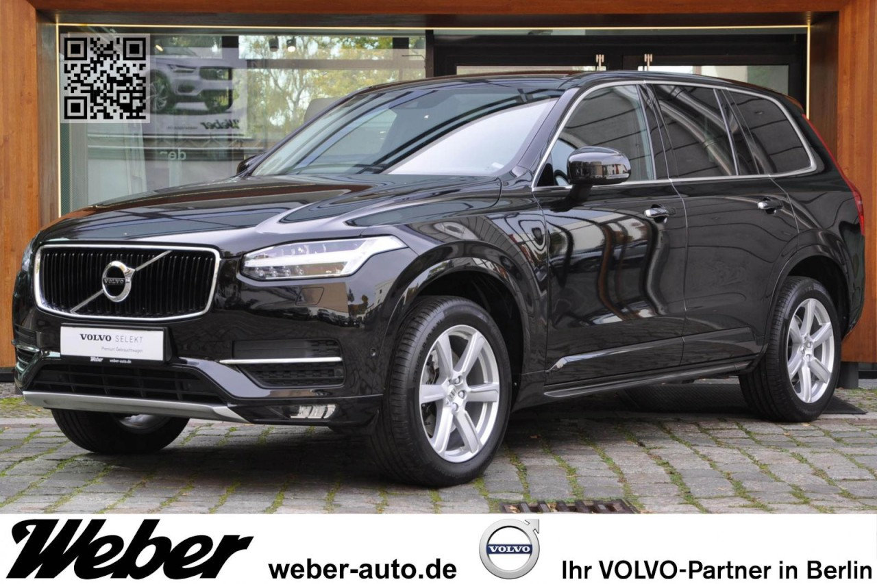 Volvo XC90 D5 AWD Momentum *SH*OnCall*E-SItz*Kamera*, Jahr 2016, Diesel