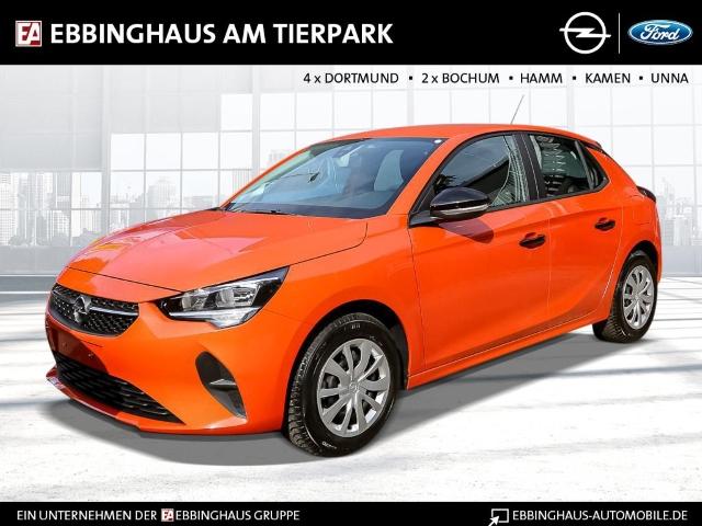 Opel Corsa F 1.2 EU6d Klima Bluetooth DAB+ Allwetterreifen, Jahr 2021, Benzin