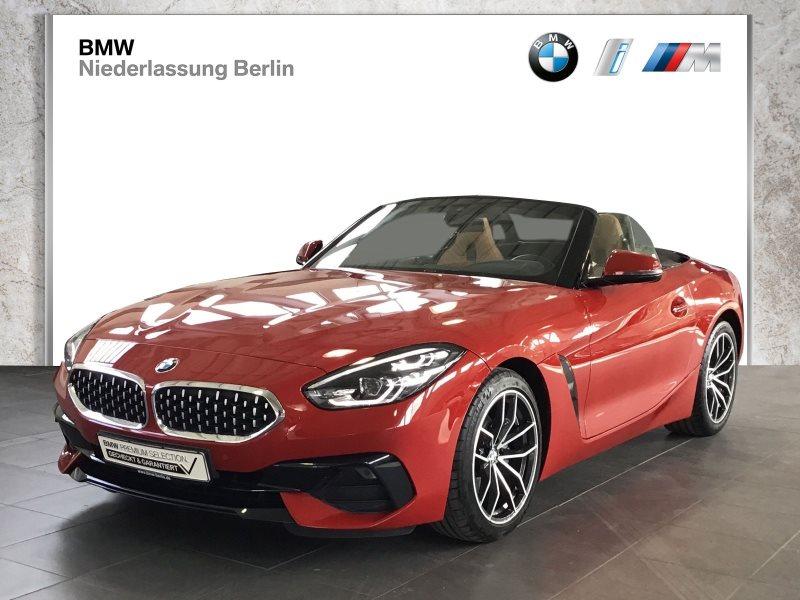 BMW Z4 sDrive30i EU6d-Temp Aut. LiveCockpitProf., Jahr 2020, Benzin