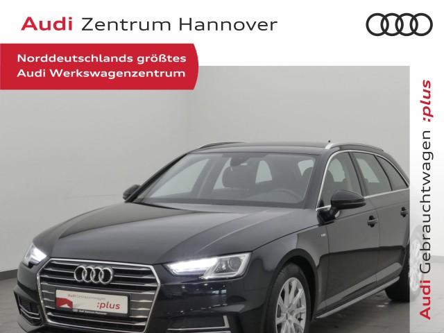 Audi A4 Avant 2.0 TDI sport, Navi, Xenon Plus, Phone Box, Jahr 2018, Diesel