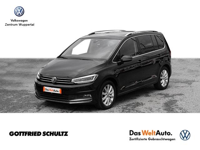 Volkswagen Touran 2 0 TDI Highline LED NAVI PANO STANDHZ SHZ PDC LM, Jahr 2018, Diesel