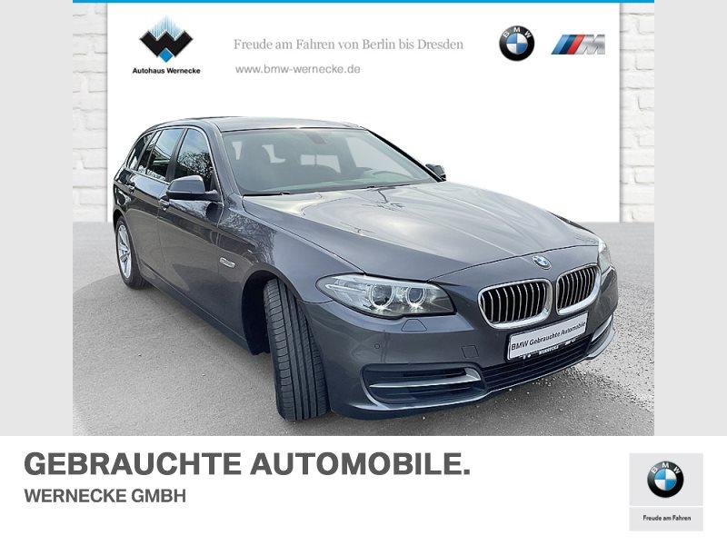 BMW 520d Touring HiFi RFK Parkassistent Klimaaut., Jahr 2016, Diesel