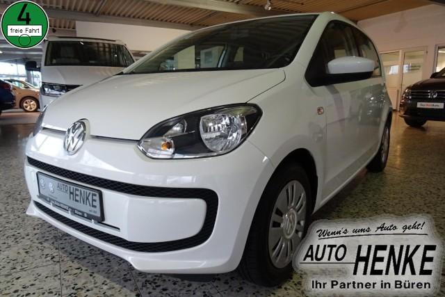 Volkswagen up! 1.0 BMT move up! / Navi Klima Navi, Jahr 2016, Benzin