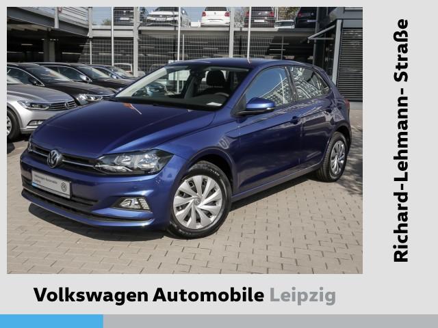 Volkswagen Polo Comfortline 1.0 BMT *PDC*Navi*SHZ*, Jahr 2019, Benzin