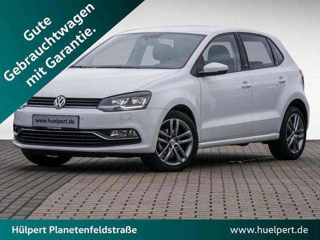Volkswagen Polo 1.0 Sound LED KLIMA ALU SHZ PDC SOUNDSYSTEM BEATS, Jahr 2017, Benzin