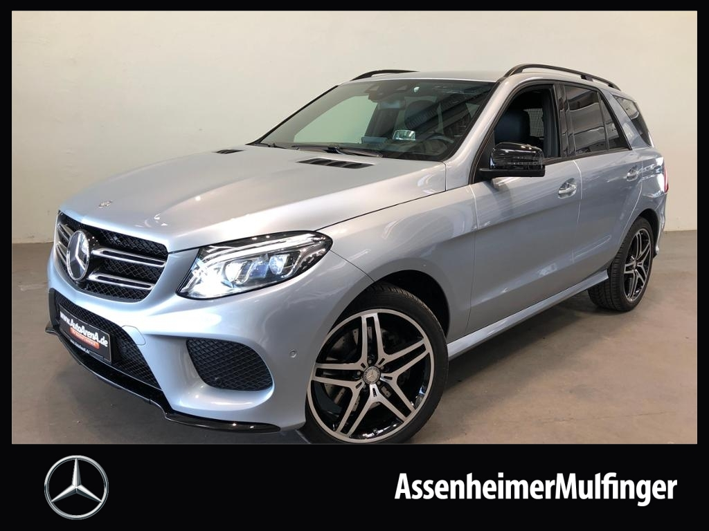 Mercedes-Benz GLE 500 4matic AMG **COMAND/360°/Distr/Night, Jahr 2015, Benzin