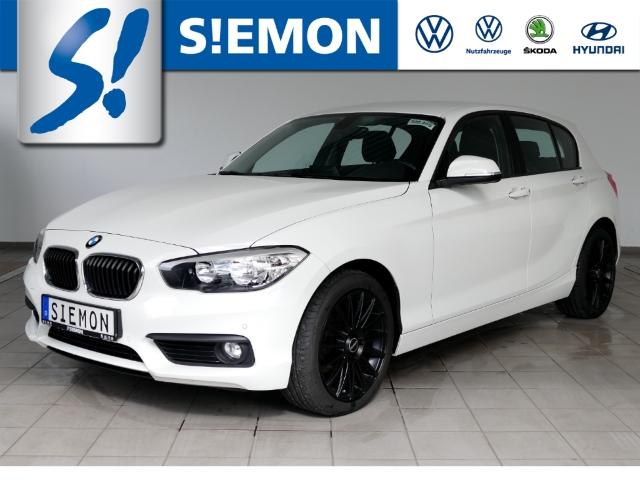 BMW 118 i Advantage Navi Klimaauto Tempomat SHZ PDC, Jahr 2016, Benzin