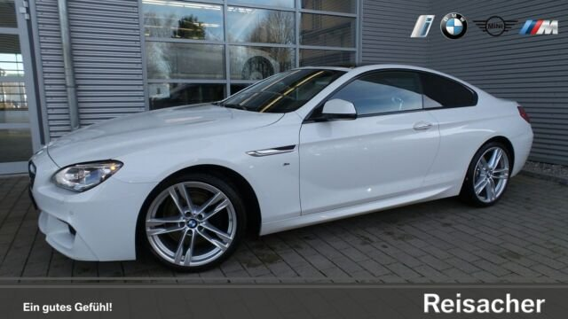 BMW 640d Sport-Aut.xDrive Coupé M-Sportpaket,Head-Up, Jahr 2014, diesel