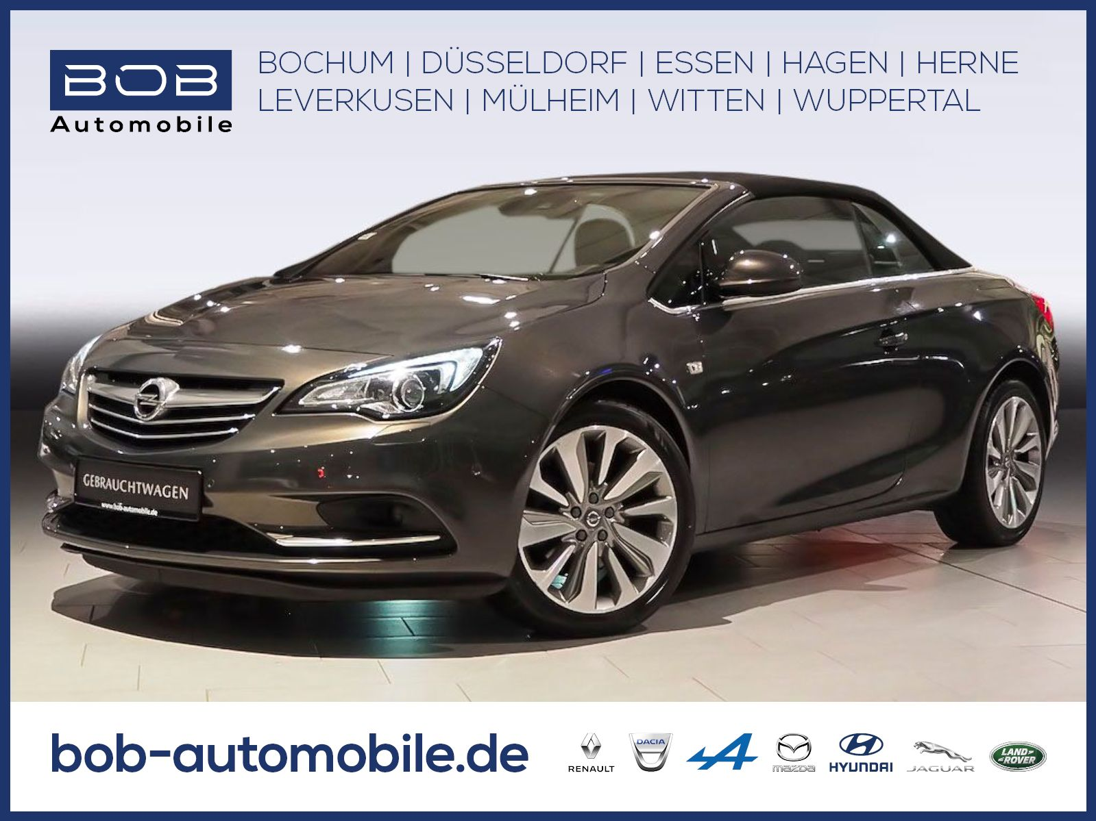 Opel Cascada Innovation 1.6 Turbo ecoFLEX, Jahr 2014, Benzin