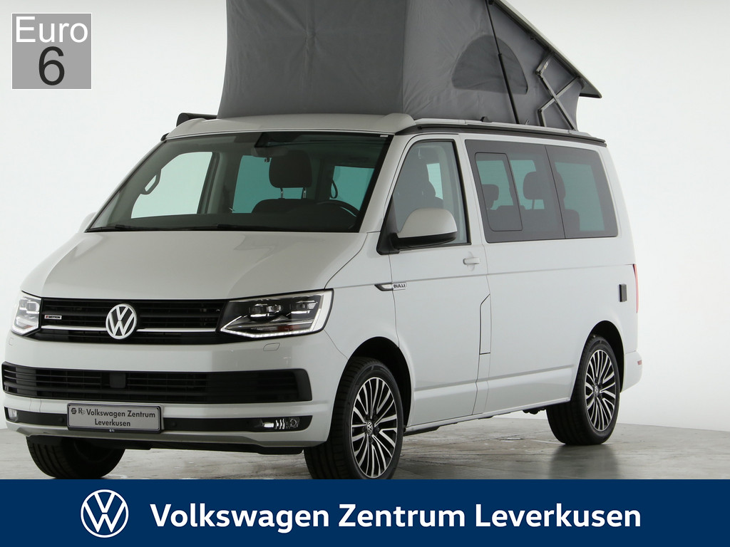 Volkswagen T6 California 2.0 Beach 4Motion, Jahr 2017, Diesel