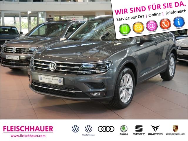 Volkswagen Tiguan Highline BMT 4Motion 2.0 TSI EU6d-T, Jahr 2020, Benzin