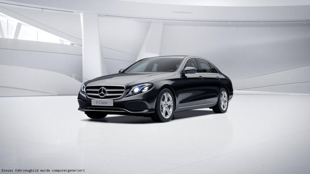 Mercedes-Benz E 400 4MATIC Limousine Avantgarde/Sitzklima, Jahr 2017, Benzin