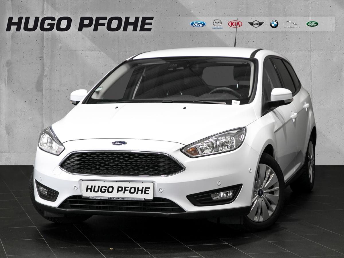 Ford Focus Business Edition Focus Turnier 1.0 EcoBoos, Jahr 2016, Benzin