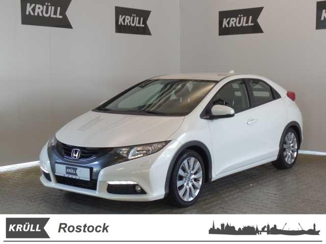 Honda Civic 1.8 Sport RFK/Tempomat/Klima ..., Jahr 2014, Benzin