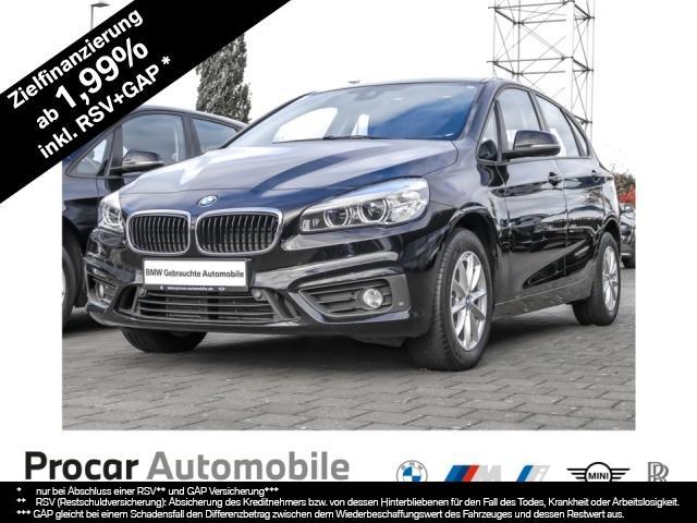 BMW 218 Active Tourer Aut. Advantage Navi LED PDC, Jahr 2017, Diesel