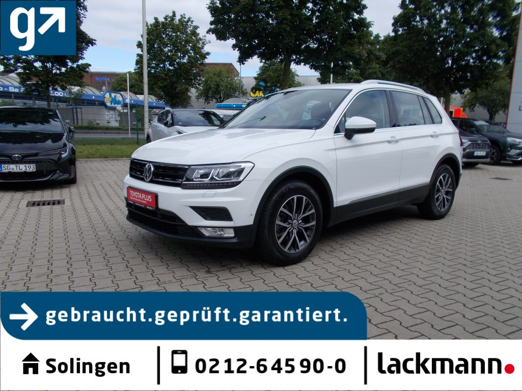 Volkswagen Tiguan 1.4 TSI ACT DSG Comfortline *LED*AHK*RFK*, Jahr 2016, Benzin