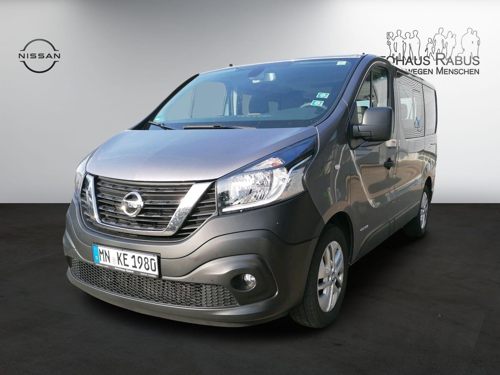 Nissan NV300 finanzieren