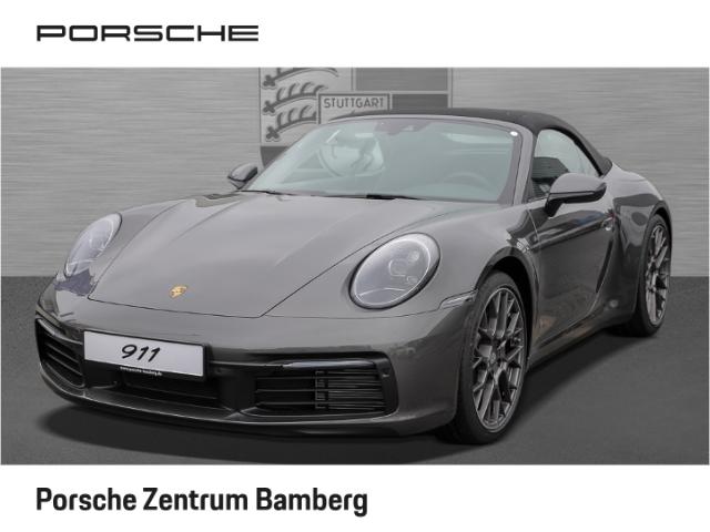 Porsche 992 Cabrio/ frei ab 22.05.20/ SportabGas/Bose/DAB/PDLS+ uvm., Jahr 2020, Benzin