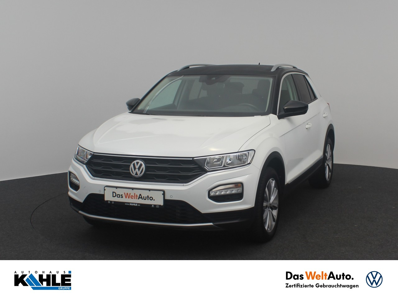 Volkswagen T-Roc 1.5 TSI Style Navi Klima Dachreling PDC, Jahr 2019, Benzin