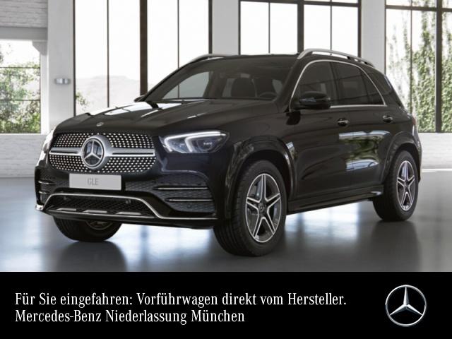 Mercedes-Benz GLE 300 d 4M AMG WideScreen 360° Pano, Jahr 2019, Diesel