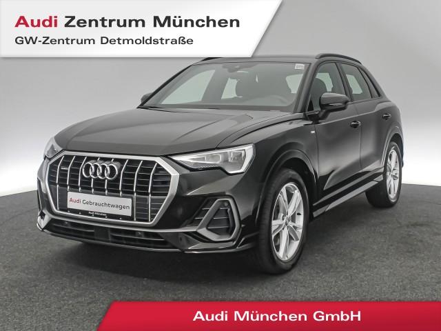 Audi Q3 45 TFSI qu. S line ACC Virtual Navi Teilleder el.Heckklappe PDC+ S tronic, Jahr 2019, Benzin