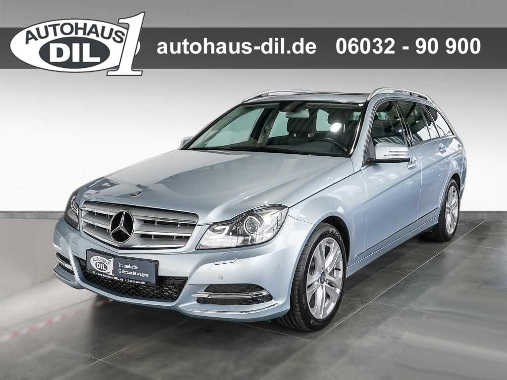 Mercedes-Benz C 220 T CDI *Schiebedach*Navi*LED*, Jahr 2013, Diesel